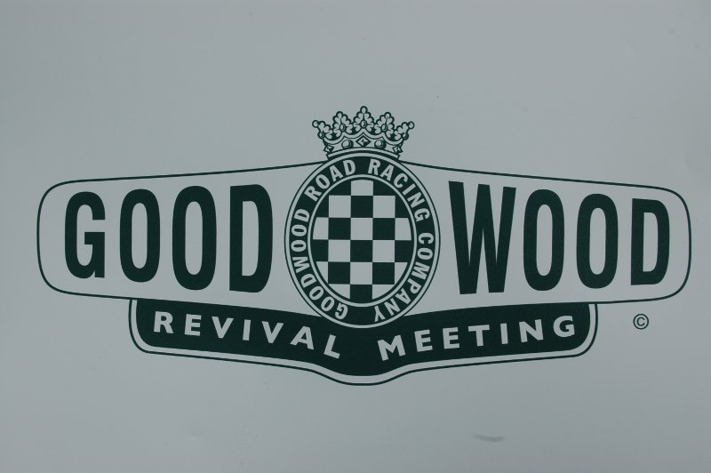 Goodwood Revival 2012 Banner
