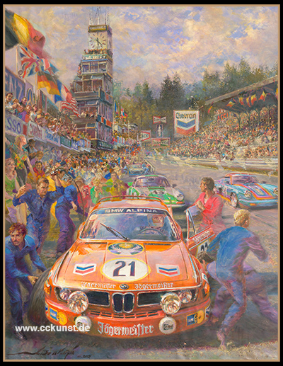 SPA FRANCORCHAMPS 1970 - BMW