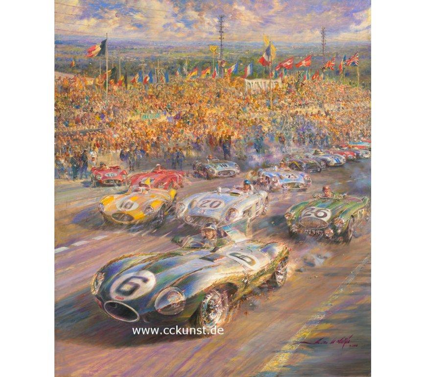 LE MANS 1955 -II-