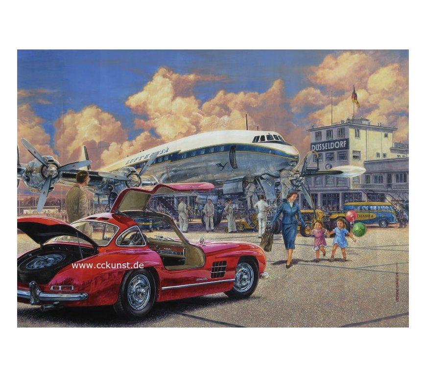 300SL DÜSSELDORF 1957