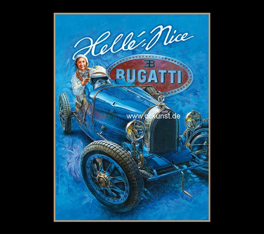 BUGATTI 35C - Hellé Nice