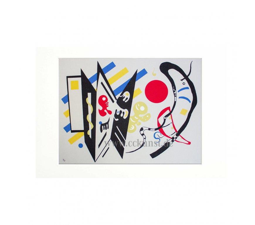 Wassily Kandinsky- Réciproque