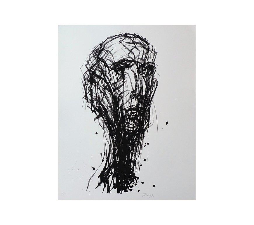 Max, Uhlig - womens head