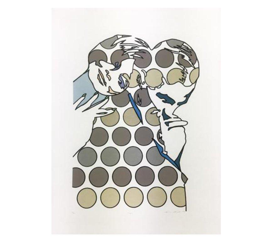 """""""Couple"""" von Werner Berges"""