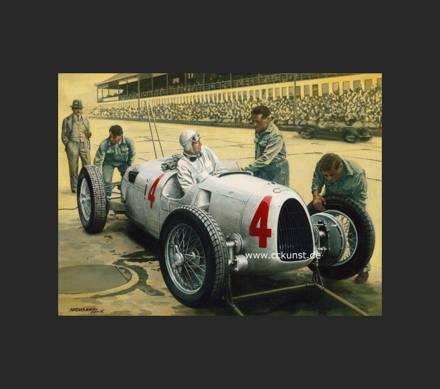 AUTO UNION TYPC 1938